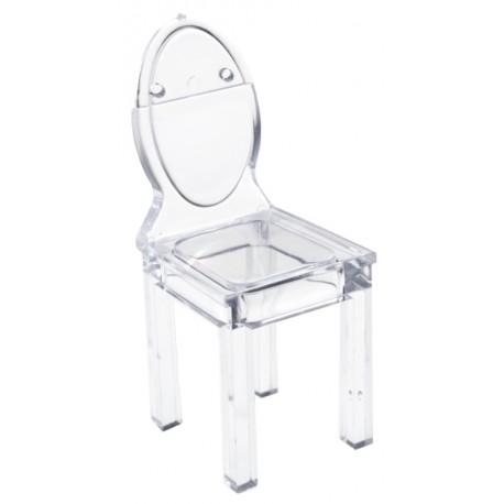 Marque Place Chaise Transparente Les 2 Marque Places Chaise Deco Table