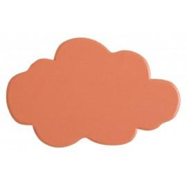 Confettis de table nuage corail les 50