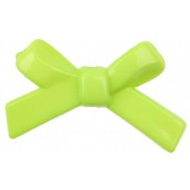 Perle noeud vert anis les 12