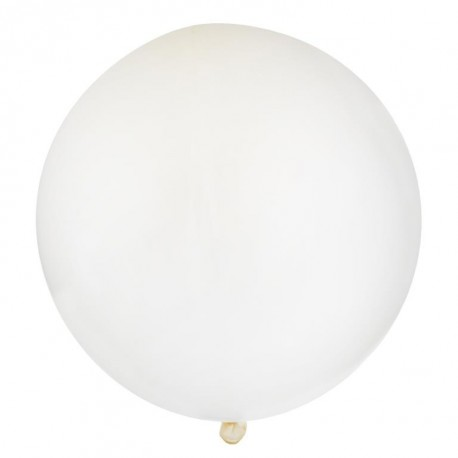Ballon transparent 50 cm x1