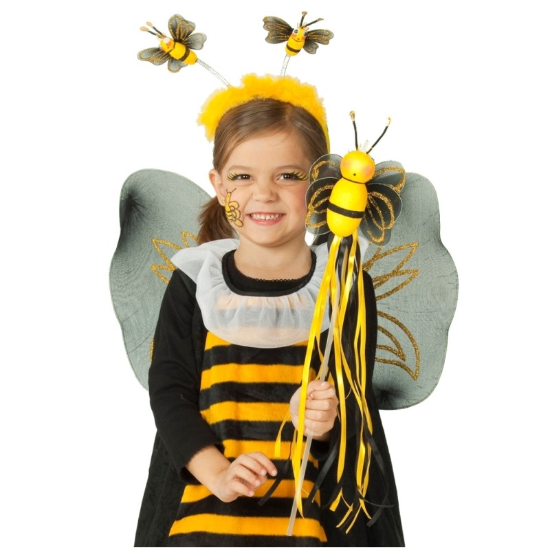 Set accessoires abeille enfant · Set accessoires abeille enfant 09a527a98c30