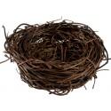 Mini nids d'oiseau 5 cm les 4