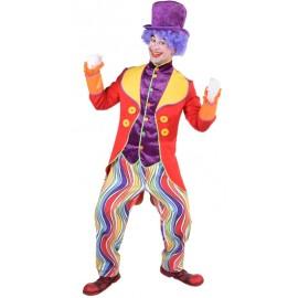 Déguisement clown homme luxe