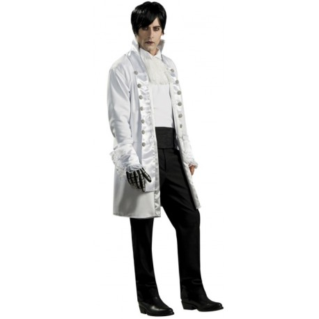 Déguisement Lord Goth gothique vampire homme luxe