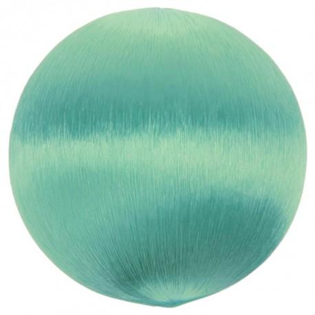 Boule fil menthe scintillant 3 cm les 12