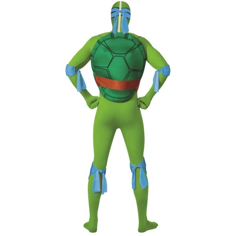 D guisement l onardo tortues ninja seconde peau adulte d guisements - Leonardo tortues ninja ...