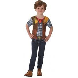 Déguisement T-Shirt cowboy garçon