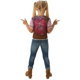 Déguisement T-Shirt cowgirl fille