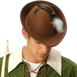 Chapeau robin des bois homme