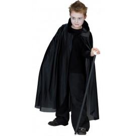 Déguisement cape noire enfant