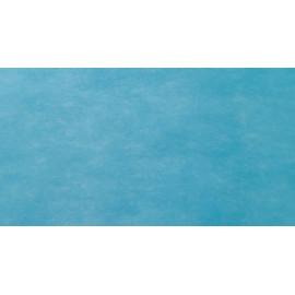 Nappe en intissé turquoise 150 x 300 cm