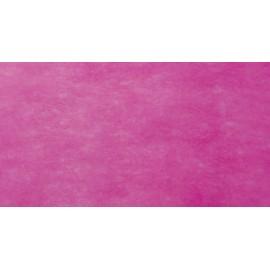 Nappe en intissé fuchsia 150 x 300 cm