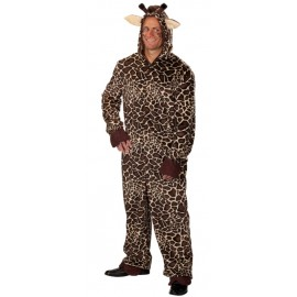 Déguisement girafe adulte mixte