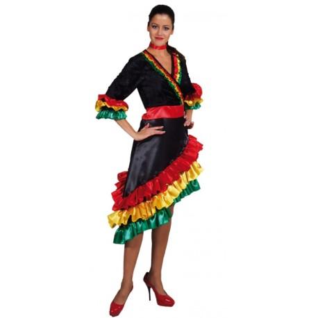Déguisement Rio femme luxe