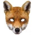 Masque carton renard