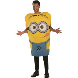 Déguisement Minion Dave™ adulte