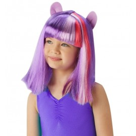 Perruque mon petit poney™ fille Twilight Sparkle™