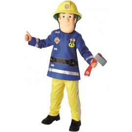 Déguisement Sam le Pompier™ enfant luxe