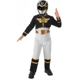 Déguisement Power Rangers Megaforce™ noir garçon