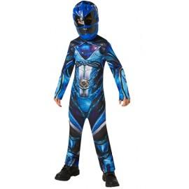 Déguisement Power Rangers™ Bleu garçon - Film