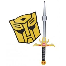 Bouclier et épée Bumble Bee Transformers™ enfant