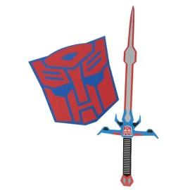 Bouclier et épée Optimus Prime Transformers™ enfant