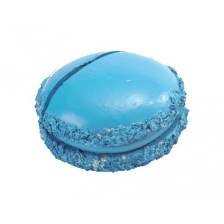 Marque-place macaron turquoise les 2