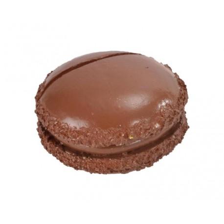 Marque-place macaron chocolat les 2