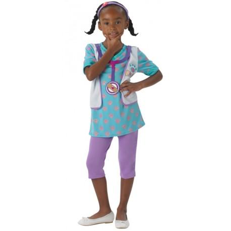 Déguisement Docteur la Peluche™ fille Disney™