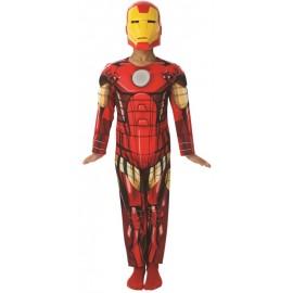 Déguisement Iron Man™ enfant Avengers™ luxe