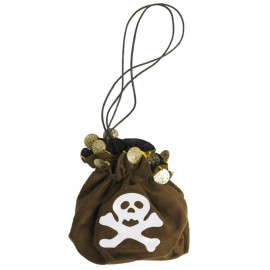 Sac bourse pirate
