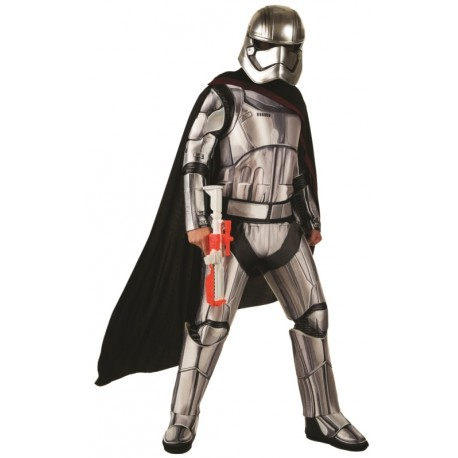 Déguisement Captain Phasma adulte Star Wars VII™ luxe