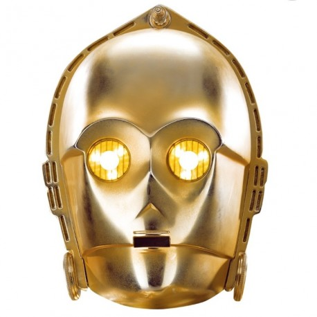 Masque carton C-3PO Star Wars™