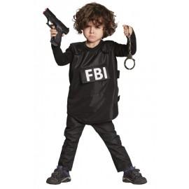 Déguisement agent FBI enfant