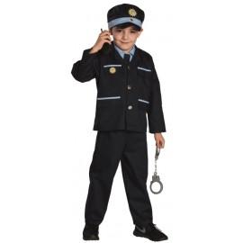 Déguisement policier garçon