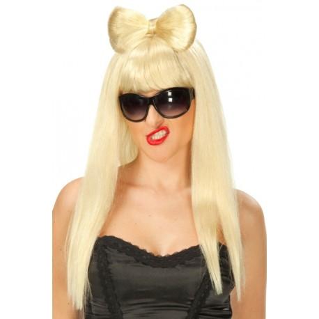 Perruque blonde longue femme : achat Perruques