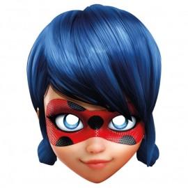 Masque carton Ladybug Miraculous™