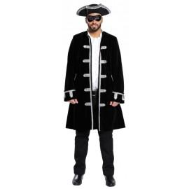 Déguisement manteau marquis homme