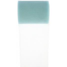 Rouleau de tulle bleu ciel 80 mm x 10 M