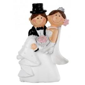 Figurine jeunes mariés