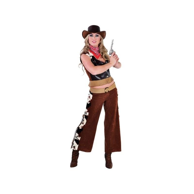 D guisement cowgirl femme cowboy achat d guisements cowgirl western - Deguisement western femme ...