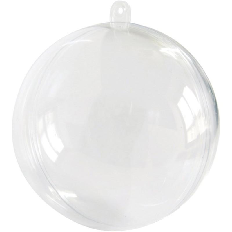 boule transparente 5 cm boule plexi transparente boule. Black Bedroom Furniture Sets. Home Design Ideas