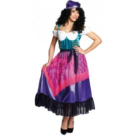 Déguisement gitane femme gypsy style Esmeralda