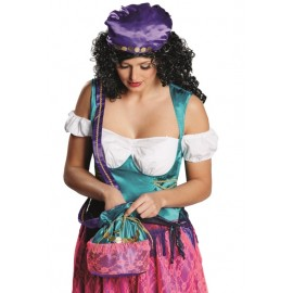 Sac bourse Esmeralda gitane femme et enfant