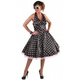 Déguisement rock'n roll années 50-60 femme luxe