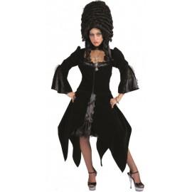 Déguisement marquise gothique femme luxe