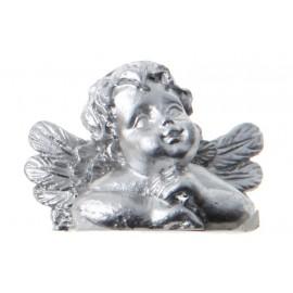 Marque-place ange argent les 4