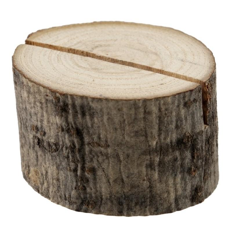 marque place rondin de bois dco les 2 - Rondin De Bois Deco