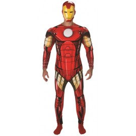 Déguisement Iron Man™ adulte Avengers luxe
