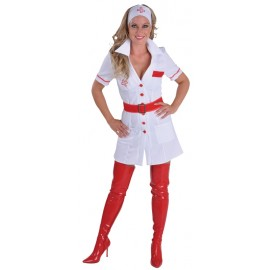 Déguisement infirmière femme luxe